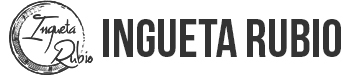 Ingueta Rubio ⁞ Web Oficial